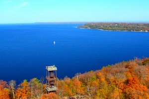 Eagle Tower - Peninsula State Park