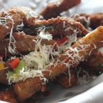 Fried Zucchini from Gar Woods
