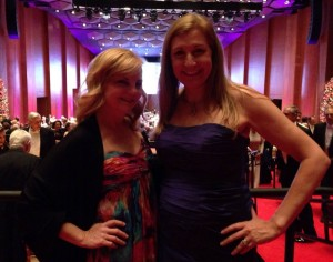 Kim Padgett and I at the Symphony Ball.