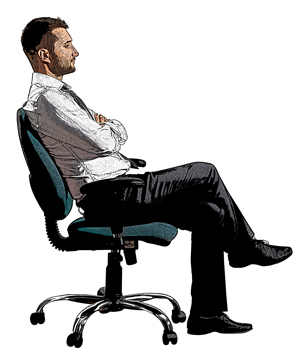 Business-Man-Chair