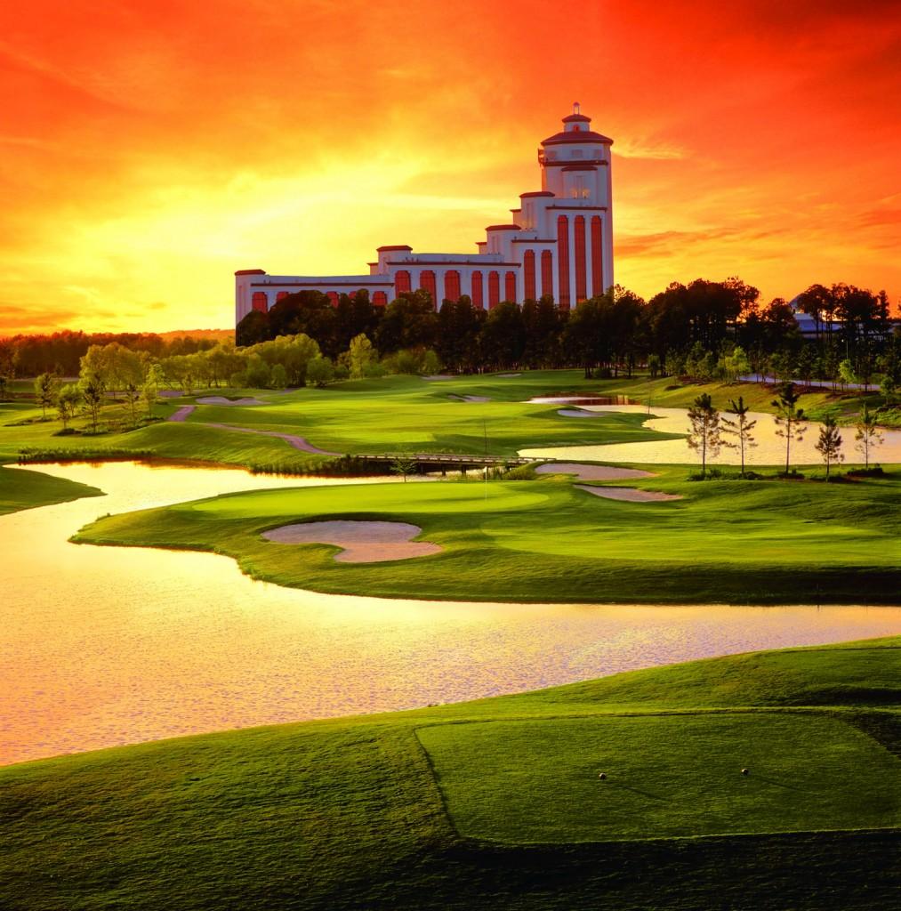 L'Auberge Casino and Contraband Golf Club