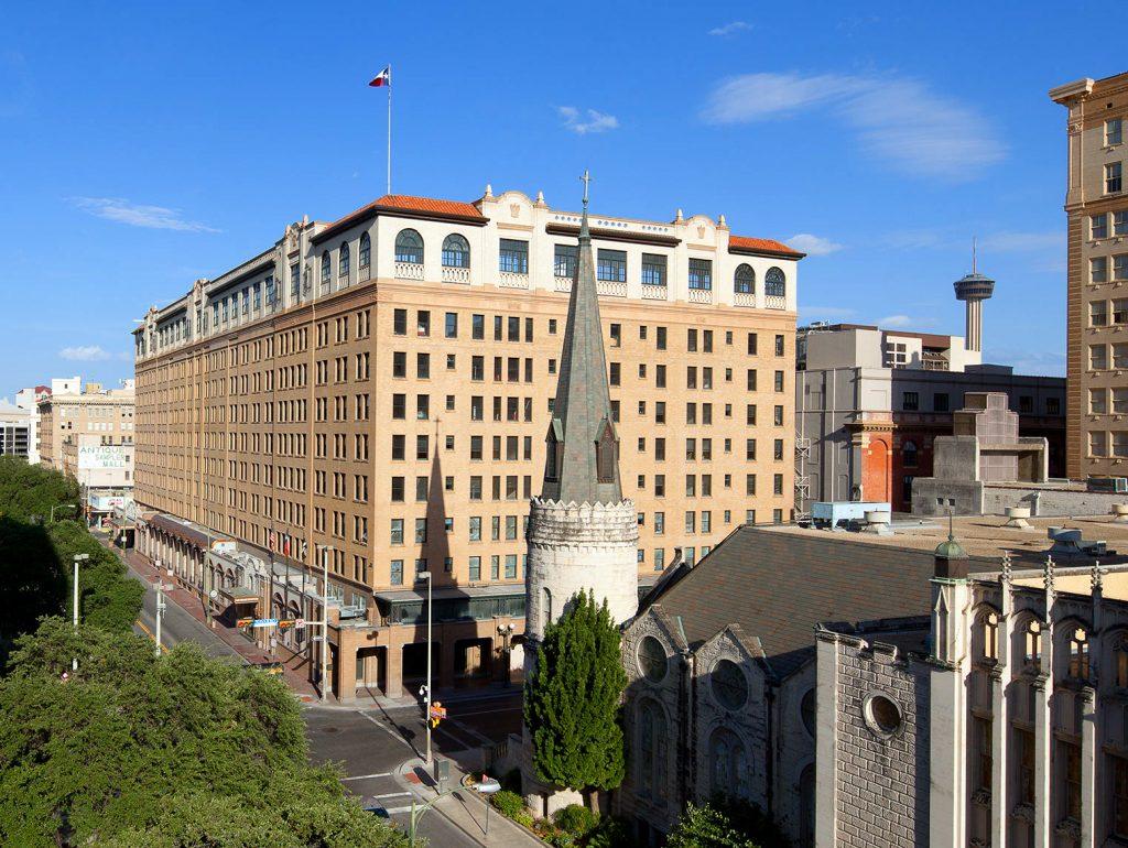 St.Anthony Hotel